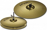 Комплект тарелок PAISTE ESSENTIAL SET 101 BRASS
