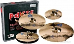 Комплект тарелок PAISTE ALPHA POWERSLAVE BOOMER SET