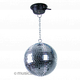 EUROLITE MIRROR BALL 30 CM WITH MD 1515